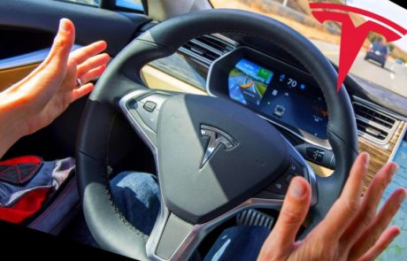 מכוניות אוטונומיות – ללא נהג, לראשונה בייצור סידרתי